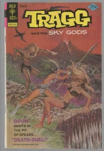 TRAGG & THE SKY GODS  6 VG-F Sept. 1976