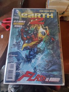 Earth 2 #2 (2012)