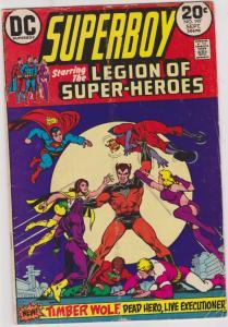 Superboy #197