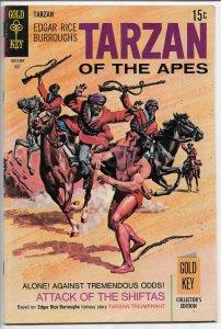 Tarzan  #185 - Silver Age - (VF) July, 1969