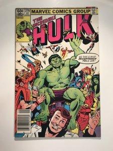 Hulk #279 VG