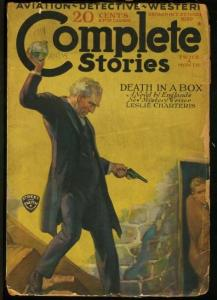 COMPLETE STORIES 1929 OCT 15-STREET & SMITH PULP G
