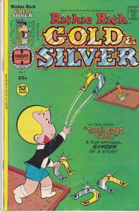 Richie Rich Gold & Silver #7
