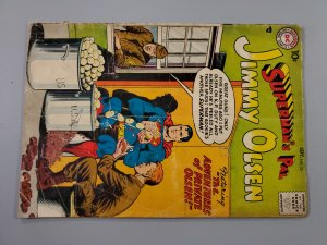 Superman's Pal Jimmy Olsen 23 1957 Early Silver Age
