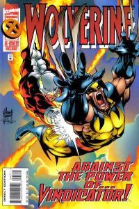 Wolverine (1988 series) #95, NM (Stock photo)
