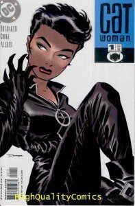 CATWOMAN #1, NM, Mike Allred, Ed Brubaker, Femme Fatale, 2002, more CW in store