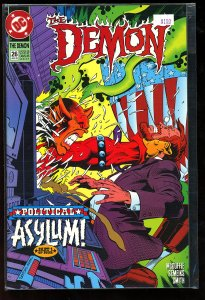The Demon #26 (1992)