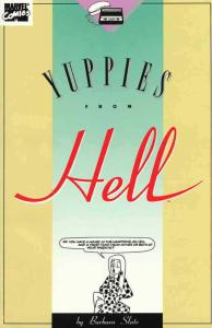 Yuppies from Hell #1 VF/NM; Marvel | save on shipping - details inside