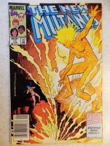The New Mutants #11 (1984)