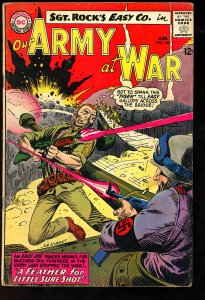 Our Army at War #145 (1964)
