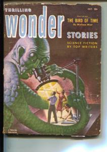 Thrilling Wonder Stories-Pulp-10/1952-Kendell Foster Crosson