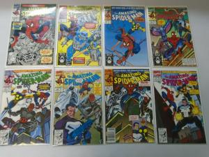 Hi-Grade Amazing Spider-Man comic lot 39 different issues (1991-95) 8.0/VF