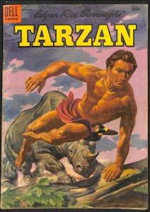 Tarzan #63 (1954)