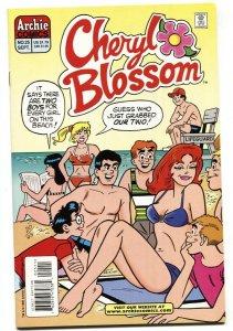CHERYL BLOSSOM #25 1999 Spicy Swimsuit cover GGA