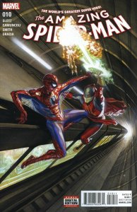 Amazing Spider-Man, The (4th Series) #10 FN; Marvel   save on shipping - details