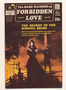 Dark Mansion of Forbidden Love #1, VF+ (Actual scan)