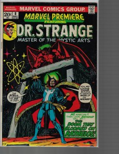 Marvel Premiere #8 (Marvel, 1973)