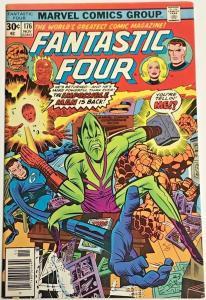 FANTASTIC FOUR#176 FN/VF 1976 MARVEL BRONZE AGE COMICS