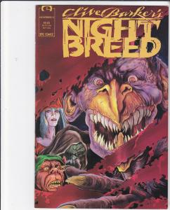 Clive Barker's Night Breed #5