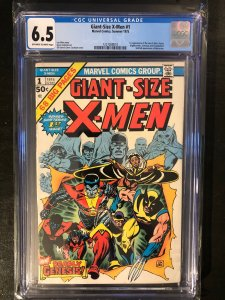 Giant-Size X-Men #1 CGC 6.5 - 1st Appearance of Storm. Colossus, Nightcrawler