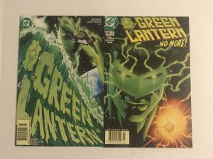 Green Lantern #145 and 146 lot of 2