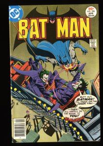 Batman #286 NM 9.4 Joker Cover!