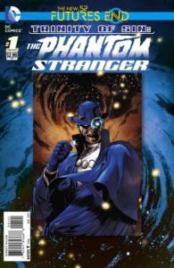 Trinity of Sin: The Phantom Stranger: Futures End #1, NM + (Stock photo)