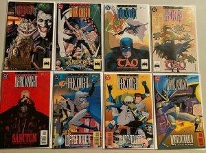 Batman legend of the dark knight comic lot run from:#50-99 avg 8.5 VF+ (1993-97)