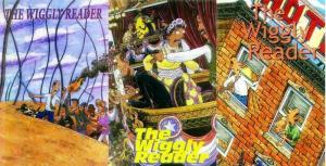 WIGGLY READER (1997 FONTANELLE) 1-3  Jeff Kerschbaum