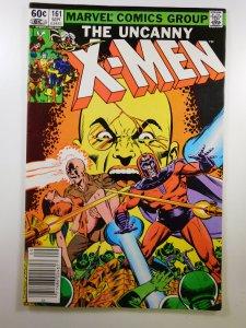 The Uncanny X-Men #161 (1982) VG+