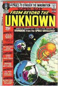 From Beyond the Unknown #11 (Jul-71) VF High-Grade