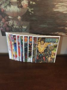 Generation X 1-5 11 12 15 20-23 38 55 55 Collectors Preview 1 All Nm Near Mint