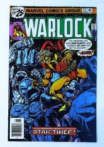 Warlock (1972 series) #13, VF+ (Actual scan)