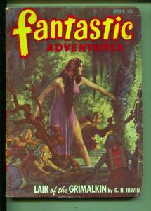Fantastic Adventures-Pulp-4/1948-G. H. Irwin-Lee Francis-Robert Wade