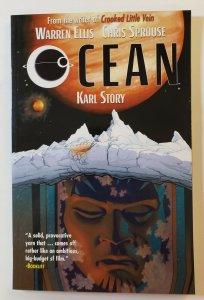 Ocean Karl Story TPB Soft Cover Warren Ellis Chris Sprouse Wild Storm Comics VF