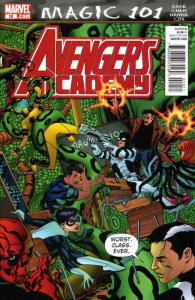 Avengers Academy #10 VF/NM; Marvel | save on shipping - details inside