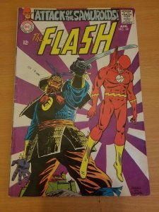 The Flash #181 ~ FINE - VERY FINE VF ~ (1968, DC Comics)