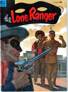 The Lone Ranger(Dell) # 63