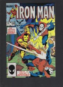Iron Man #188 (1984)
