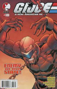 G.I. Joe Comic Book #37 FN; Image | save on shipping - details inside