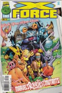 X-Force #66 (1997)