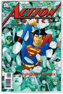 ACTION COMICS #864, VF+, Superman, Batman, more DC items in store