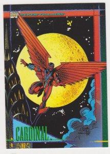 1993 Marvel Universe #21 Cardinal
