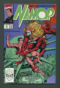 Namor The Sub Mariner #2  /  9.6 - 9.8 NM-MT  /  May 1990