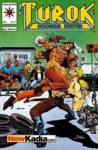 Turok: Dinosaur Hunter (1993 series) #6, NM + (Stock photo)