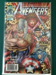 Avengers #1 (Heroes Reborn series)