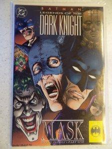 BATMAN LEGENDS OF THE DARK KNIGHT # 39