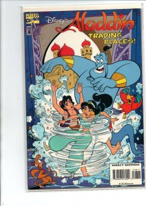 Disney's Aladdin #8 - Marvel - 1994 - Very Fine/Near Mint
