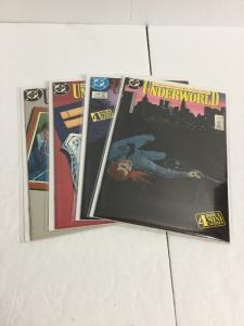 Underworld 1-4 Lot Set Run Vf-Nm Very Fine-Near Mint DC Comics      IK