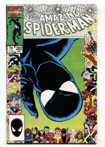 AMAZING SPIDER-MAN #282-MARVEL COMICS --VF-